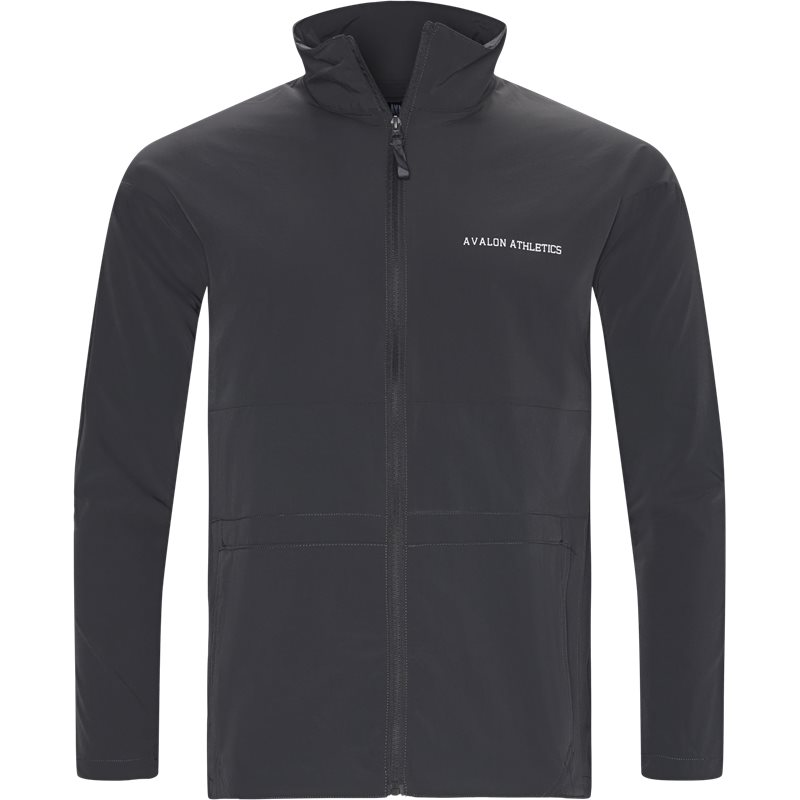 Image of   Avalon Athletics Phil Track Top Dark Grey